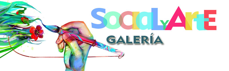 Social y arte banner