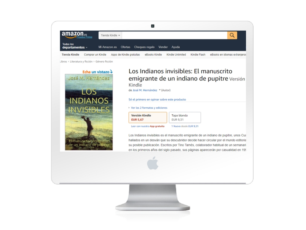 LOS INDIANOS INVISIBLES – publicación digital de libros