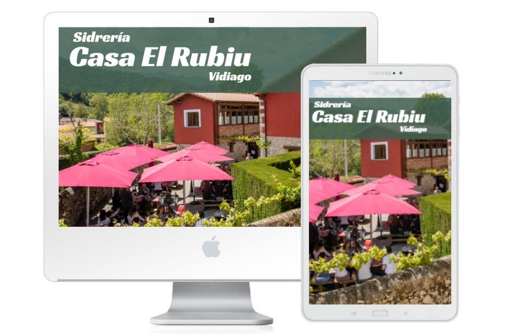 SIDRERIA EL RUBIU