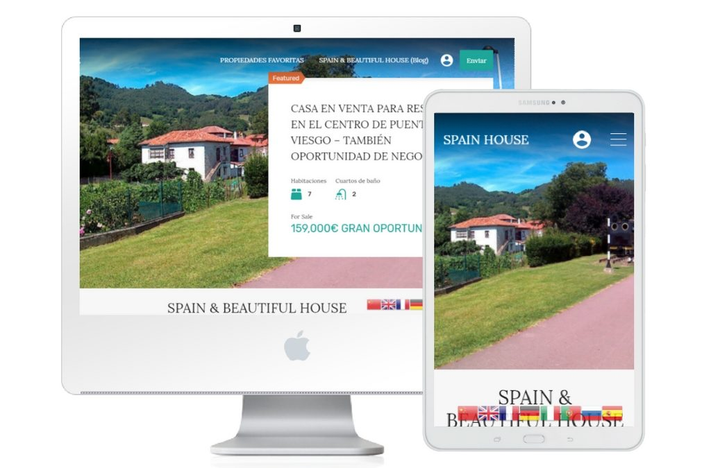 SPAIN HOUSE